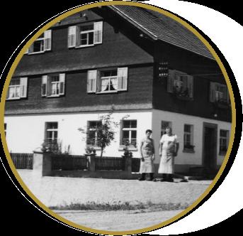 Geschichte - alte Feinkäserei Bantel Aussenansicht